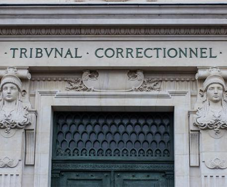 Tribunal correctionnel Paris 8, Île-de-France