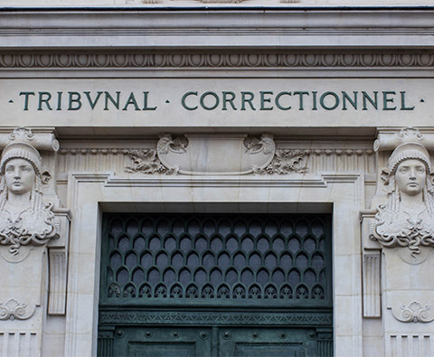Tribunal correctionnel Paris 8 – Avocat pénal